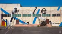 street art italia by chekos'art, murales, arte urbana, streetartists