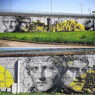 Chekos art, roma