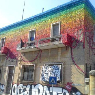 BLU street art