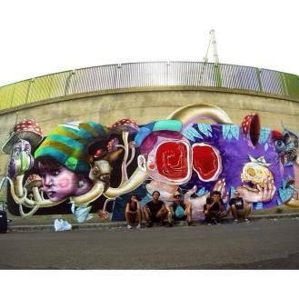 street art lecce