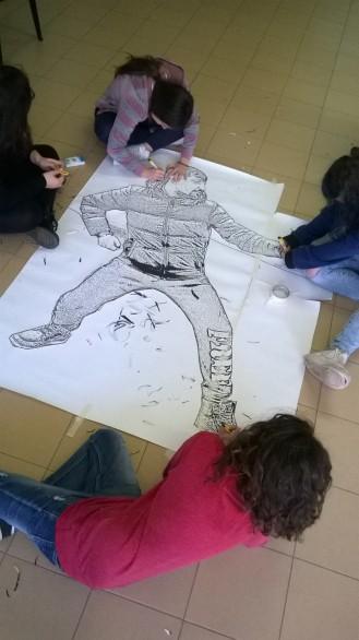 workshop stencil