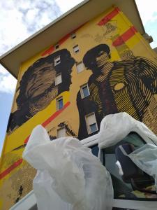 Chekos'art, Lecce, street artists