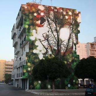 street art, Lecce, quartiere 167B