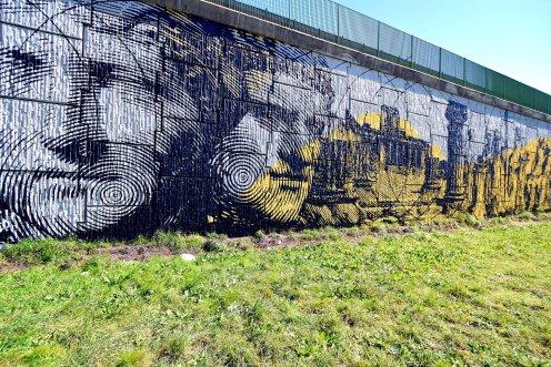 Murale di Chekos