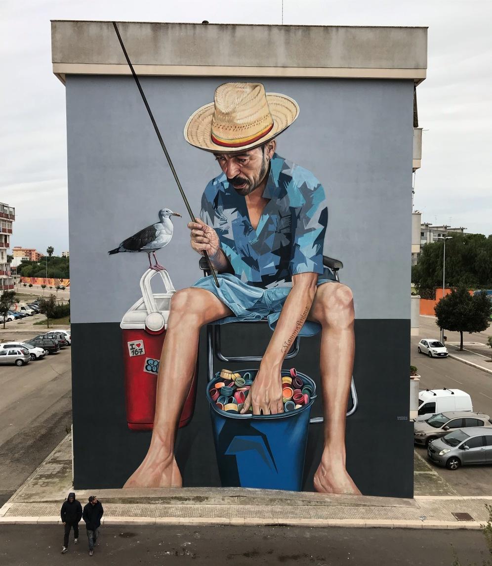 Sabotaje Al Montaje, Lecce 2018 (3)